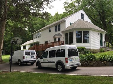 Mold Removal from Water Damage in New Canaan, CT (1)