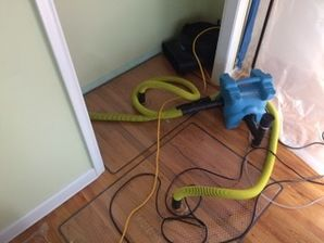 Burst Pipe/Water Damage in East Granby, CT (1)